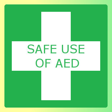 Safe Use of an Automated External Defibrillator Training Course