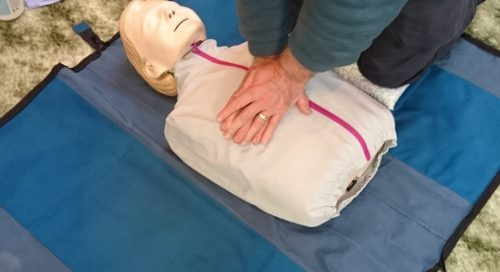 CPR 30:2 Emergency First Aid at Work (EFAW)
