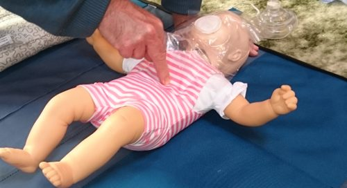CPR on Baby / Infant