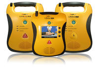 AED family of LifeLine - AED, Auto and View