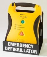 Wall Mounting Bracket for the Lifeline AED and AUTO.