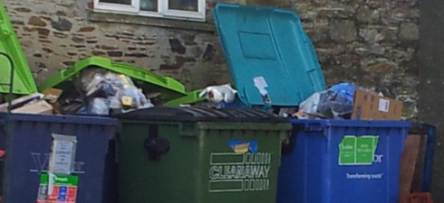 Rubbish Bins and Food Safety