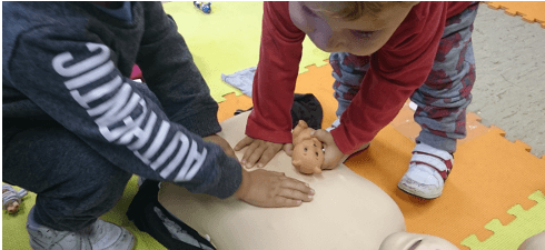 First Aid for Children and Young People