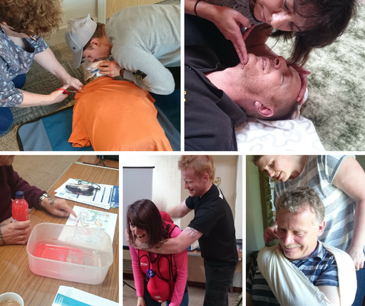 Join our fun and engaging, fully accredited First Aid training courses