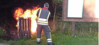 Our Fire Safety Training Courses are there to keep people, businesses and properties safe by giving them understanding of how fire works.