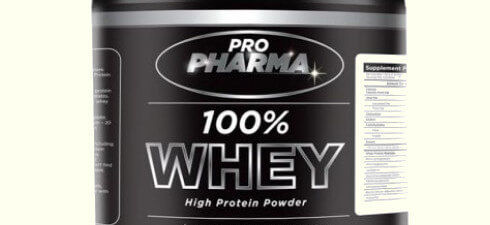 solab Distribution Ltd is recalling their Pro Pharma 100% Whey High Protein Powder Food Supplement