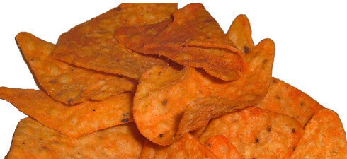 Doritos Lightly Salted Corn Chips have been recalled due to undeclared soya and wheat