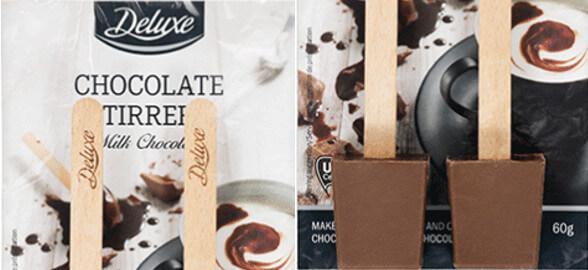 Allergen Recall: Lidl Deluxe Drinking Chocolate Sticks