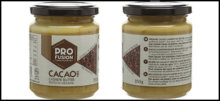 Windmill Organics Ltd is recalling its Pro Fusion Organic Cacao Nibs Cashew Butter because the level of peanut found in this product is above that suggested on the label.