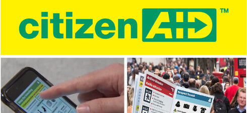 citizenAID (terrorist attack preparation)