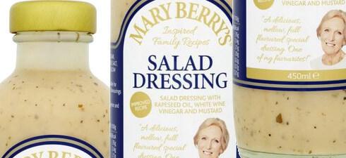 Mary Berrys Salad Dressing