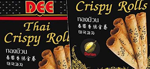 Dee Thai Crispy Rolls