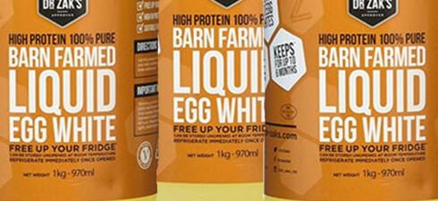Barn Farmed Liquid Egg White