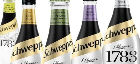 Schweppes 1783 Tonic Waters