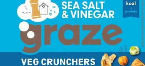 Graze Veg Crunchers