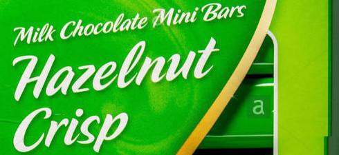 Lidl Mister Choc Filled Chocolate Fingers Hazelnut Crisp