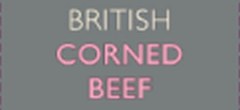 E H Booths' British Corned Beef