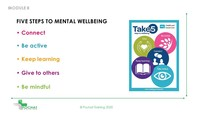 Five Steps to Mental Wellbeing
