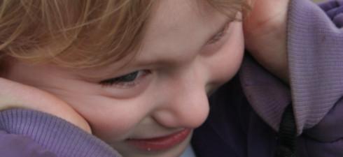 Autistic Child in Meltdown